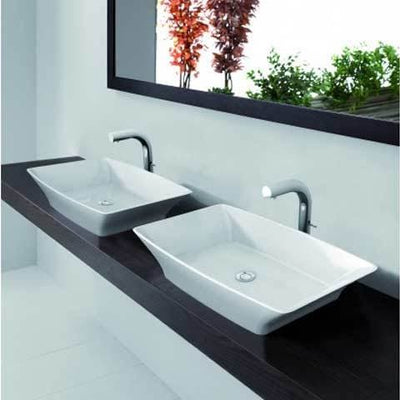 VICTORIA & ALBERT RAVELLO QUARRYCAST VESSEL BASIN 600X400MM