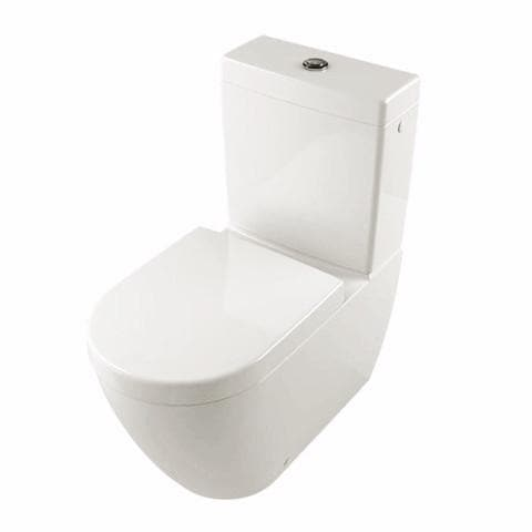 VILLEROY & BOCH SUBWAY 2.0 BTW TOILET SUITE