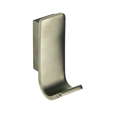 WATERARE LOFT ROBE HOOK 3 COLOURS BRUSHED NICKEL