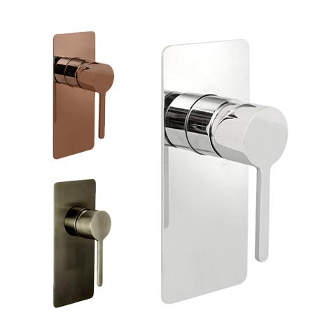 WATERWARE LOFT SHOWER MIXER 3 COLOURS