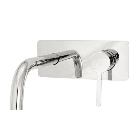 WATERWARE LOFT WALL MOUNTED BASIN MIXER 3 COLOURS CHROME