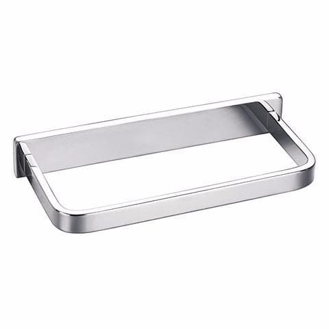 WATERWARE CUBIC HAND TOWEL 205MM CHROME