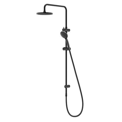 METHVEN WAIRERE SHOWER SYSTEM BLACK