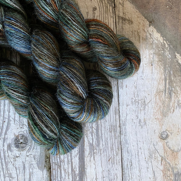 British Gotland 4ply - Muddy Waters