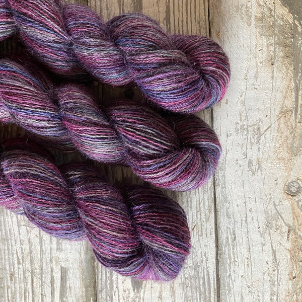British Gotland 4ply - Mulberry Harvest