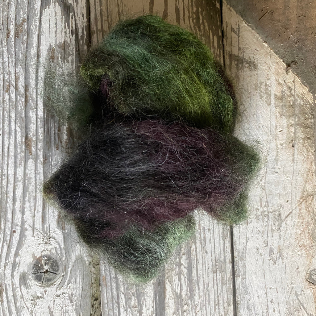 Gotland Top -Hand Dyed Shady Spot