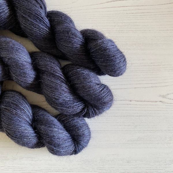 British Gotland 4ply - Dark Clouds Overhead