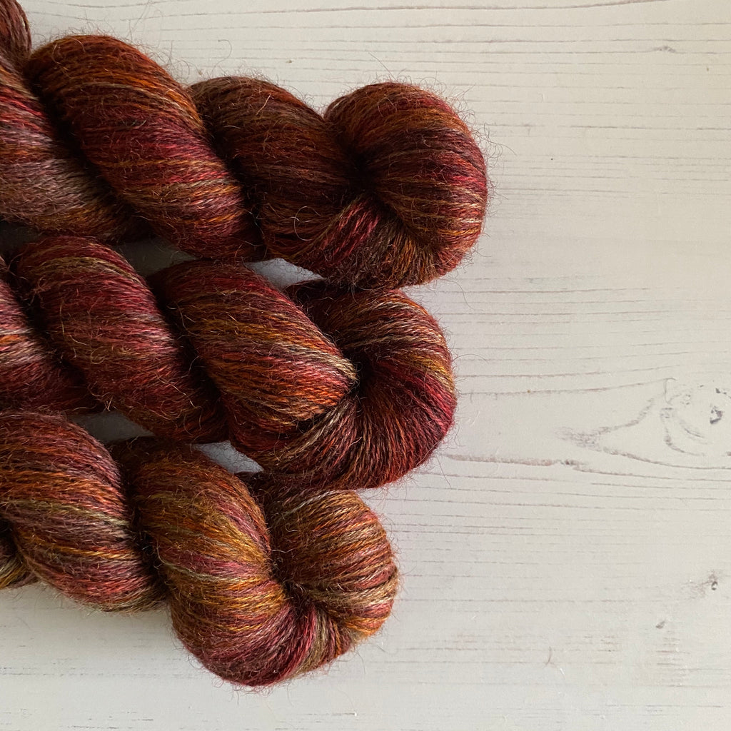 Gotland 4ply - All The Worlds a Stage