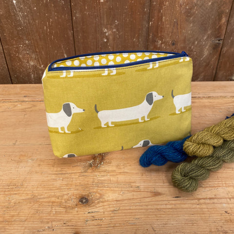 Project Bag - Sausage Dog Small