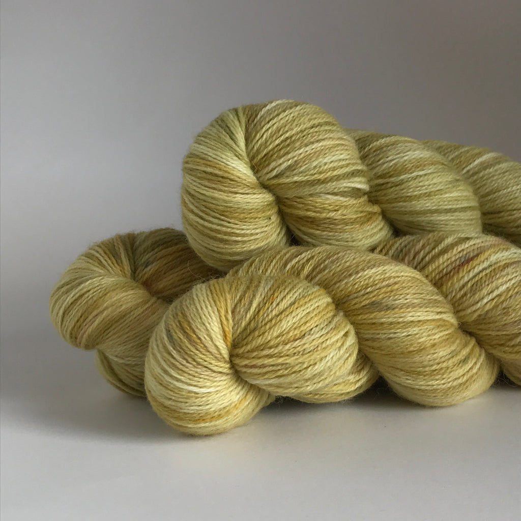 British Stein Fine Wool® 4ply - Buttercups and Daisies
