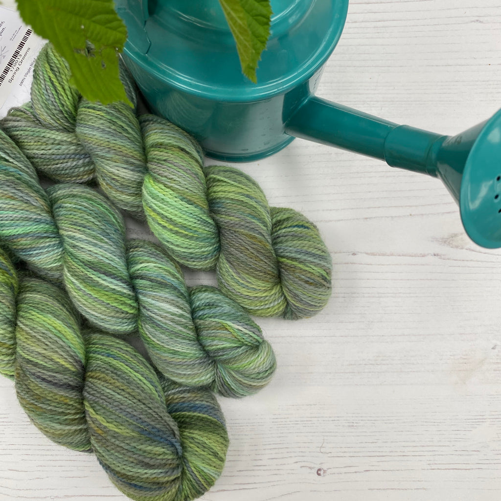 British Stein Fine Wool® Sock -  Spring Greens