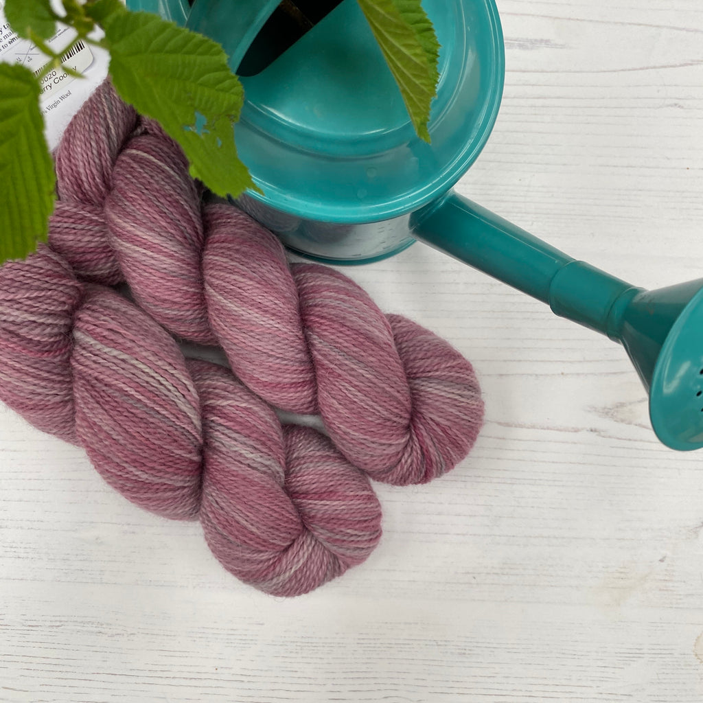 British Stein Fine Wool® Sock -  Raspberry Cooley