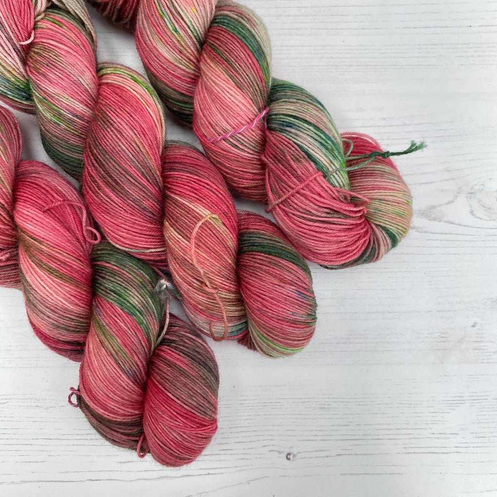 Watermelon -  Fluff and Stuff - Utopia Yarn