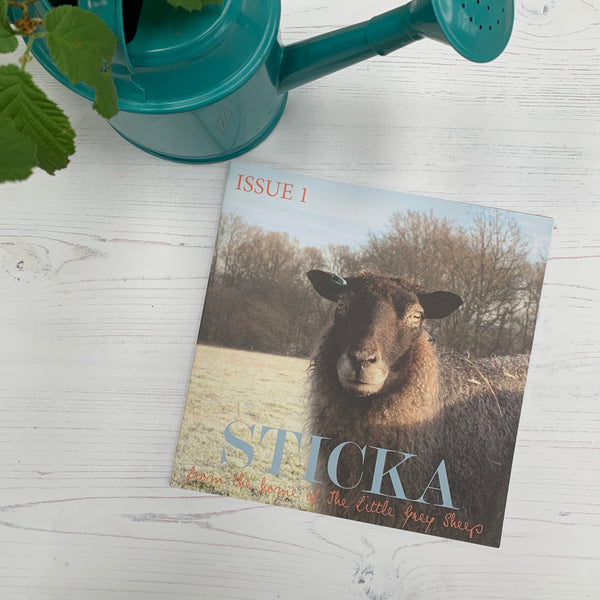 Sticka - Issue 1 (Book)