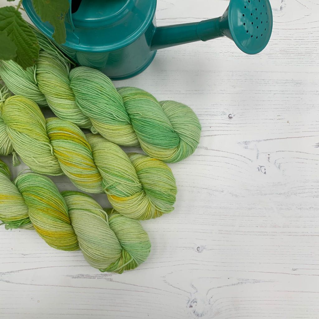 Lime with a shot a Tequila -  Fluff and Stuff - Utopia Yarn