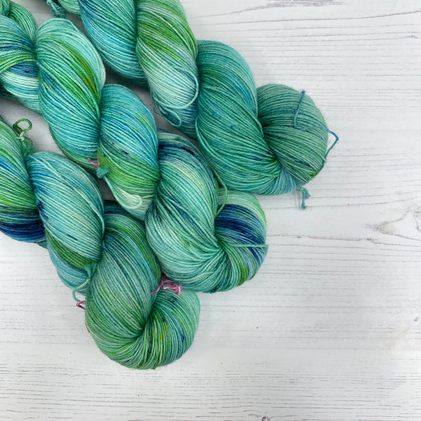 Rain Forest -  Fluff and Stuff - Utopia Yarn