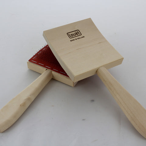 Louet Hand Carders - 10cm x 10cm