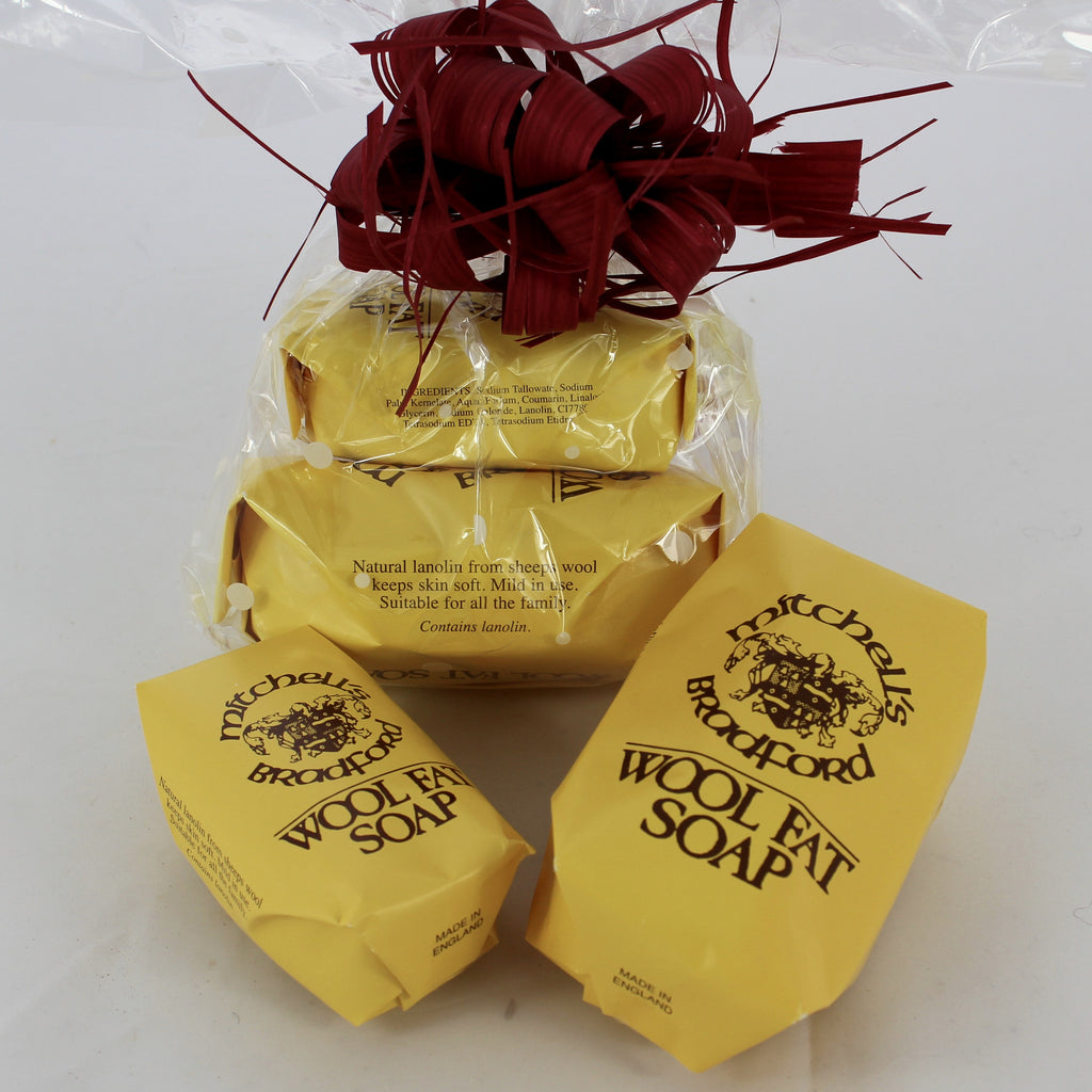 Wool Fat Soap - Hand soap - The Little Grey Sheep
