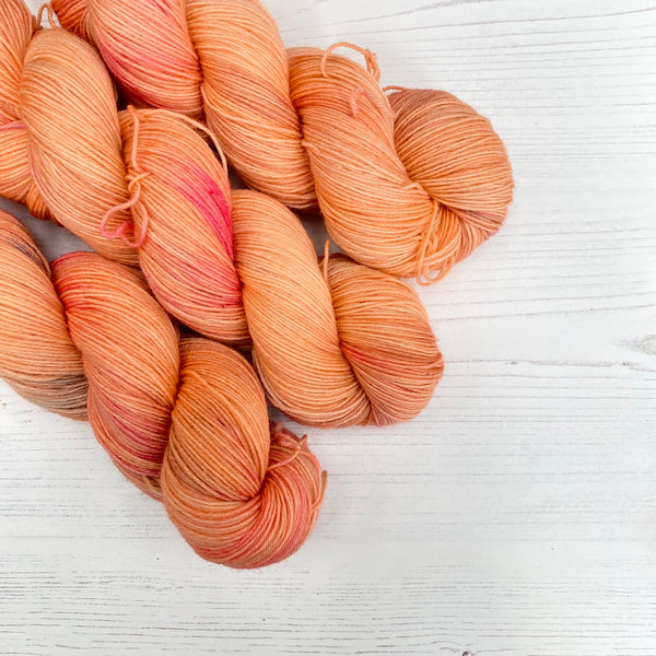 Coral Beach -  Fluff and Stuff - Utopia Yarn