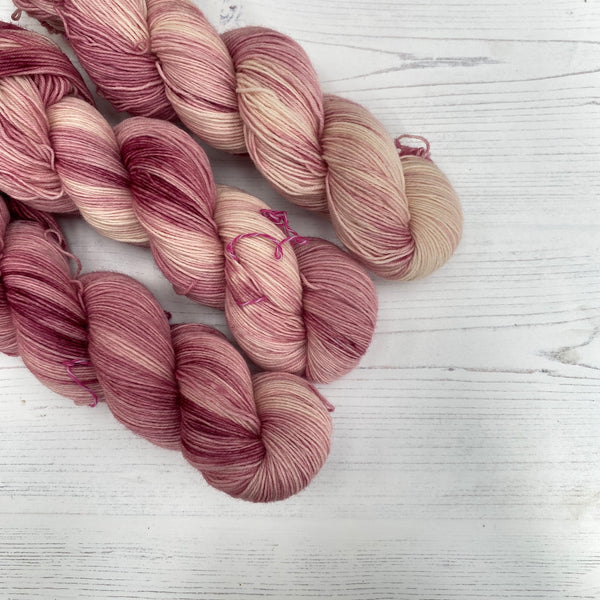 Raspberry Ripple - Fluff and Stuff - Utopia Yarn