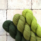 British Stein Fine Wool® 4ply - Hot Dog, Jumping Frog