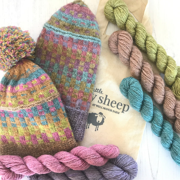 Susie Hat Kit by Sarah Hazell