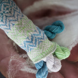 Wandering Sheep Path Mittens Kit