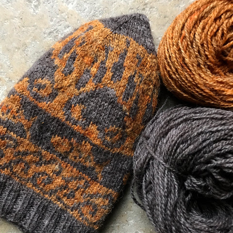 Bear Paw Hat Kit