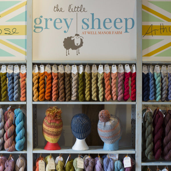 Gift Card - The Little Grey Sheep - 2
