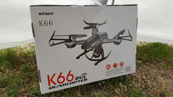 K66 DRONE QUADCOPTER
