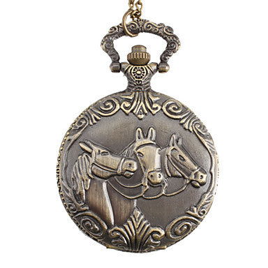 Horse Pocket Watch Item# 8155