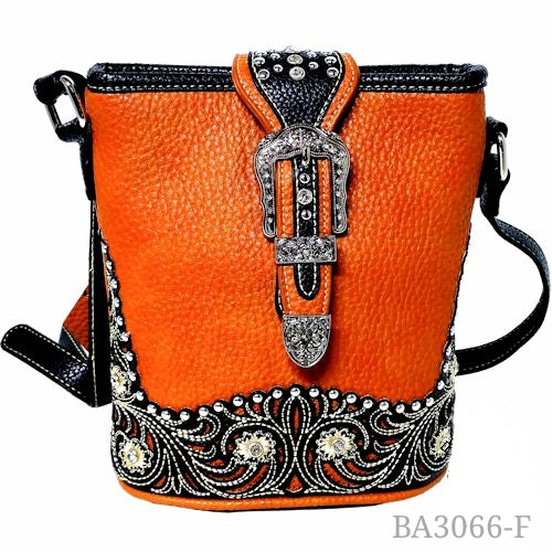 P&G WESTERN WOMEN'S HANDBAG FASHION PURSE BRAND NEW - BA3066-F--FREE SHIPPING