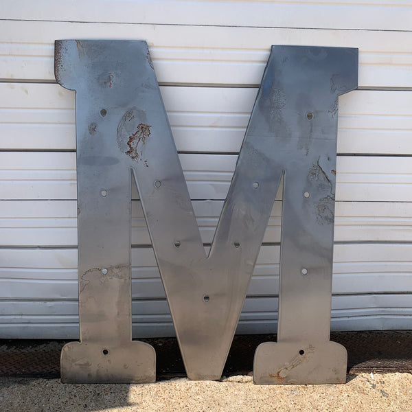 "48"" CUSTOM NAME LETTERS SIGNS METAL WALL ART WESTERN HOME DECOR VINTAGE RUSTIC HANDMADE CRAFT, 24"",32"",36"",40"",42"",44"",46"",50"""