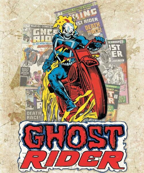 GHOST RIDERS TIN SIGN METAL ART WESTERN HOME DECOR CRAFT