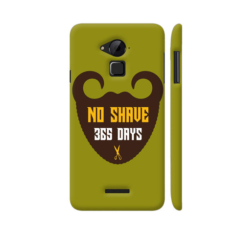 365 Days Of Beard No Shave Coolpad Note 3 / Note 3 Plus Case