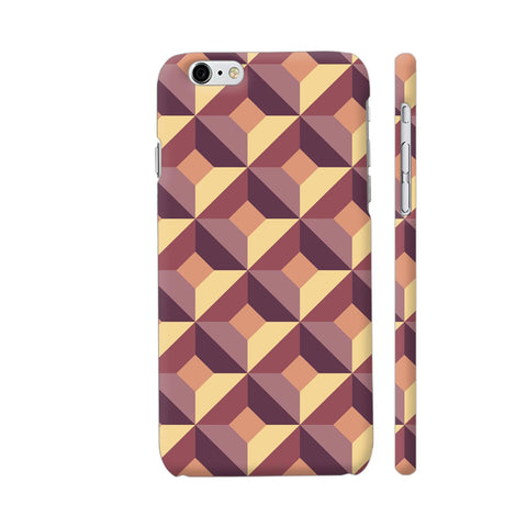3D Abstract Design iPhone 6 Plus / 6s Plus Cover | Artist: Astha