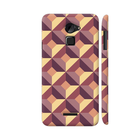 3D Abstract Design Coolpad Note 3 Lite Cover | Artist: Astha