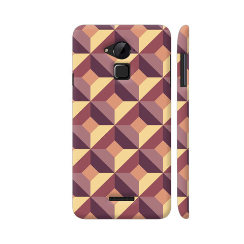 3D Abstract Design Coolpad Note 3 / Note 3 Plus Case