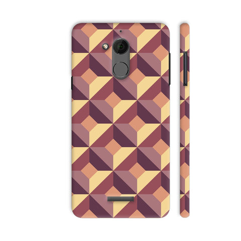 3D Abstract Design Coolpad Note 5 Cover | Artist: Astha