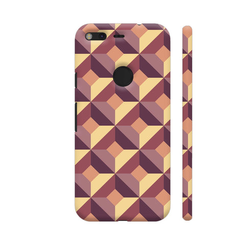 3D Abstract Design Google Pixel Cover | Artist: Astha