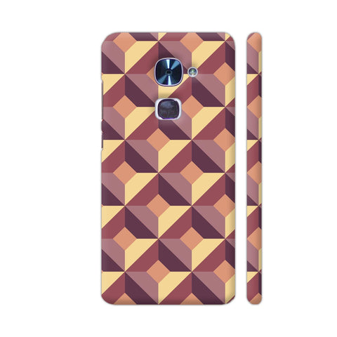 3D Abstract Design LeEco Le 2 Cover | Artist: Astha