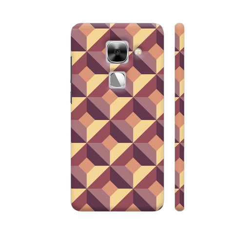 3D Abstract Design LeEco Le Max 2 Cover | Artist: Astha