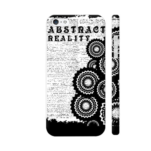 Abstract Reality iPhone SE Cover | Artist: Urvashi