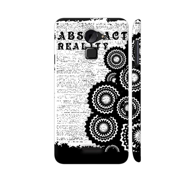 Abstract Reality Coolpad Note 3 Lite Cover | Artist: Urvashi