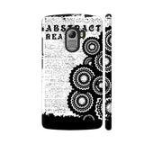 Abstract Reality Lenovo K4 Note Cover | Artist: Urvashi