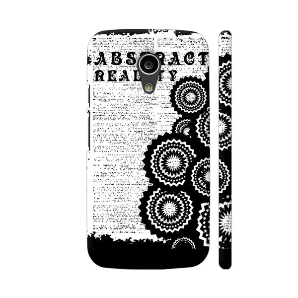 Abstract Reality Moto G2 Cover | Artist: Urvashi