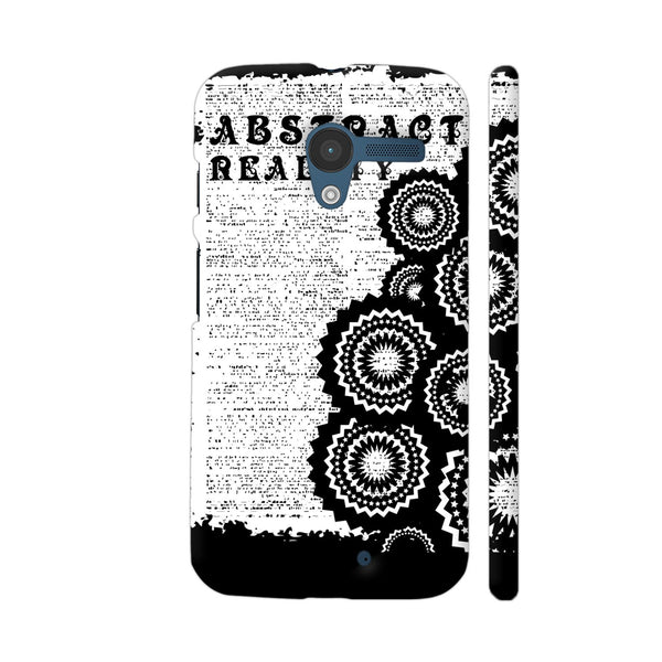 Abstract Reality Moto X1 Cover | Artist: Urvashi