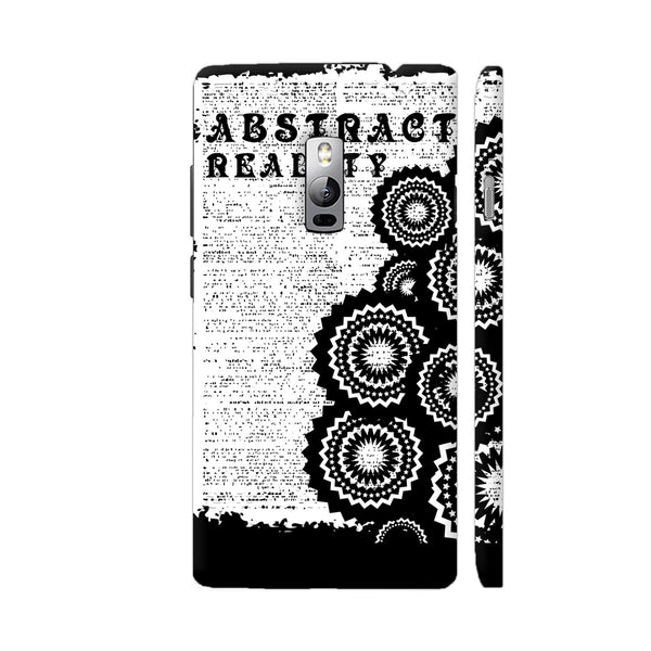 Abstract Reality OnePlus 2 Cover | Artist: Urvashi