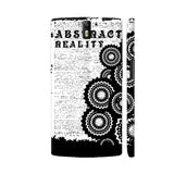 Abstract Reality OnePlus One Cover | Artist: Urvashi