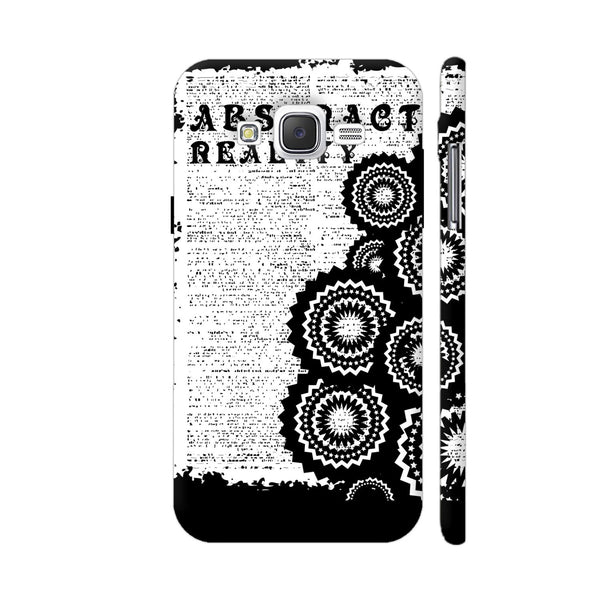 Abstract Reality Samsung Galaxy J2 (Old) Cover | Artist: Urvashi